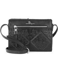 Nanette Lepore - Highland Park Leather Crossbody - Lyst