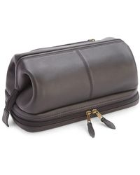 Royce | Executive Toiletry Travel Wash Bag | Lyst