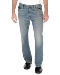 Lucky Brand - 181 Relaxed Straight Jeans - Lyst