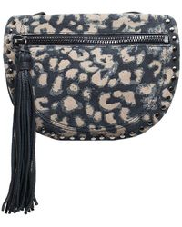 Sanctuary Leather Shoulder Bag