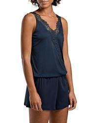 Hanro - Sleeveless Short Jumpsuit - Lyst