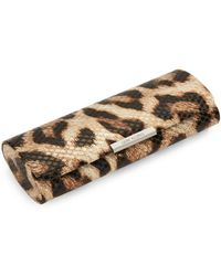 Corinne Mccormack - Animal Print Oval Glasses Case - Lyst