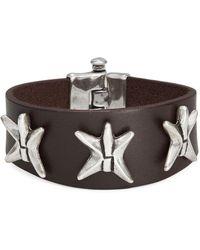Uno De 50 - Andromeda Leather Bracelet - Lyst