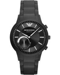 Emporio Armani - Smartwatch - Lyst