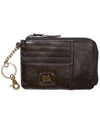 The Sak - Iris Leather Card Wallet - Lyst