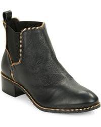Klub Nico - Zuzi Leather Ankle Boots - Lyst