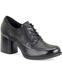 Born - Gamber Leather Oxfords - Lyst