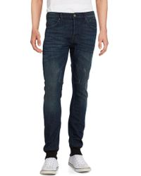 Rogue State - Cotton Jeans - Lyst