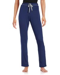 CALVIN KLEIN 205W39NYC - Knit Sleep Trousers - Lyst