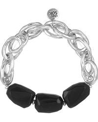 The Sak - Bead Link Stretch Bracelet - Lyst