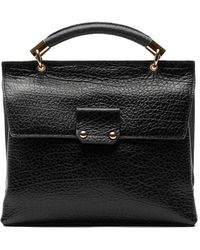 Etienne Aigner - Athlea Small Leather Satchel - Lyst