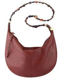 Nine West - Anwen Faux Leather Hobo Bag - Lyst