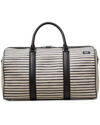 Jack Spade - Industrial Canvas Striped Duffle Bag - Lyst