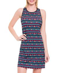 Blush By Profile - Itza Maya Backless Cover Up Dress - Lyst