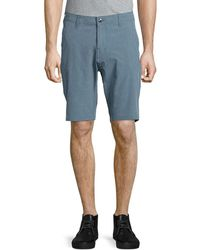Trunks Surf & Swim - Textured Four-pocket Shorts - Lyst