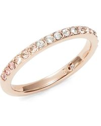 Nadri - Pave Stone Accented Ring - Lyst