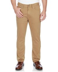Lucky Brand - 410 Athetic Fit Straight-leg Jeans - Lyst