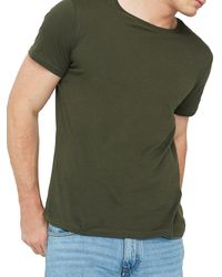 Mango - Minimalistic Cotton Shirt - Lyst