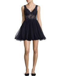 Blondie Nites - A-line Dress - Lyst