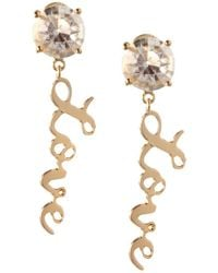 BCBGeneration - Love Drop Earrings - Lyst