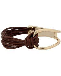 Kenneth Cole - Corded Bracelet - Lyst