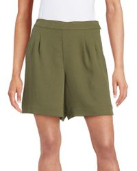 Essentiel Antwerp - Waist-dart City Shorts - Lyst