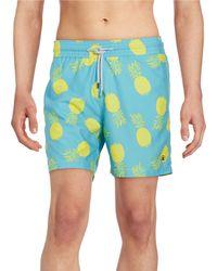 Spenglish - Pineapple Swim Trunks - Lyst
