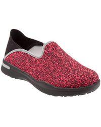 Softwalk - Simba Textured Slip-on Sneakers - Lyst
