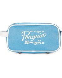 Original Penguin - Chambray Toiletry Kit - Lyst