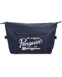 Original Penguin - Logo Toiletry Bag - Lyst