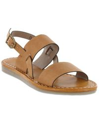 MIA - Elina Leather Sandal - Lyst