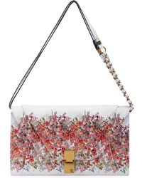 Elliott Lucca - Cordoba Floral Textured Shoulder Bag - Lyst