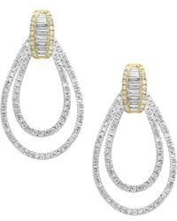 Effy - Duo 14k White Gold - Lyst