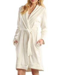 UGG - Shawl Collar Robe - Lyst
