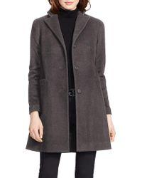 Lauren by Ralph Lauren - Long-sleeve Coat - Lyst