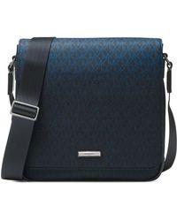 Michael Kors - Jetset Logo Shoulder Bag - Lyst