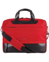Lodis - Alexus Leather-blend Briefcase - Lyst