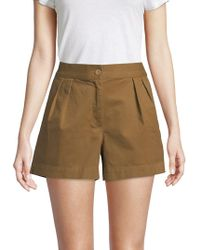 French Connection - Classic Stretch Shorts - Lyst
