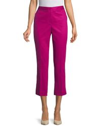 Ellen Tracy - Ibiza Slim-fit Dress Pants - Lyst