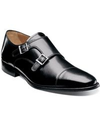 Florsheim - Sabato Monk-strap Shoes - Lyst