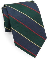 Brooks Brothers Classic Wide Stripe Tie