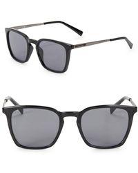 CALVIN KLEIN 205W39NYC - 50mm Square Sunglasses - Lyst