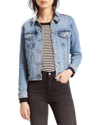 Levi's - Original Trucker Denim Jacket - Lyst