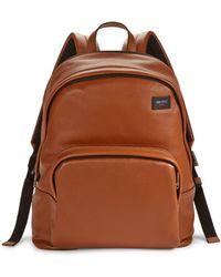 Jack Spade - Leather Backpacks - Lyst