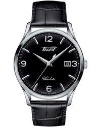 Tissot - Heritage Visodate Watch - Lyst