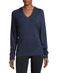 Nautica - Hooded Sweatshirt - Lyst