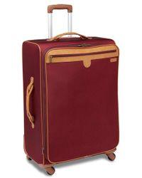 "Hartmann - Packcloth 27"" Expandable Mobile Traveler® Spinner - Lyst"