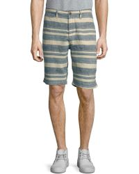 Lucky Brand - Classic Striped Shorts - Lyst