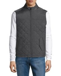 Tommy Bahama - Quilted Atlas Vest - Lyst