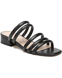 d29b3d7490d Vince Camuto Jemile Flat Thong Sandals in Black - Lyst